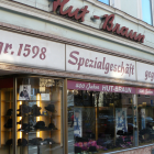 Hut Braun seit 1598 in Traunstein
