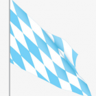 Flagge BY